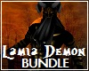 Lamia Demon Bundle
