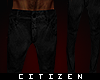 c | Simple Black Jeans