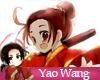 Young China Hanfu Top