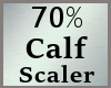 Calf Calves 70% Scale MA