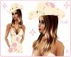 Designer Pink Cowboy Hat