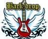 gutair back drop