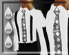 (I) Elegant Grey Tie 1