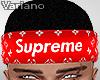 Supreme x LV Bandana