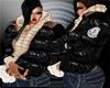 Black MonCler Jacket