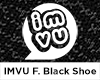 IMVU F. Black Shoe 1