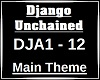 Django Unchained Theme