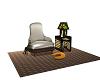 Dino Feeding Chair