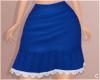 !© Boho Skirt  Blue