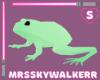 Froggy Pet Female