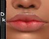 *Dk* Blake lips rose