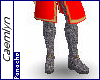*C - Chainmail Boots