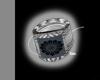 -M- Gatsby pinky ring