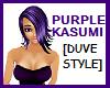 PURPLE KASUMI
