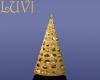 LUVI GOLD BIRTHDAY HAT