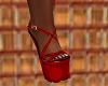 FG~ Sexy Girl Heels Red