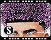 Purple Beck Hair