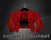 CS Poppy Red Jacket