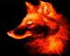 FIRE WOLF COFFEE CUP