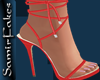 SF/Red Sandals