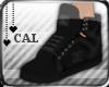 [c] D.C Hightop Black