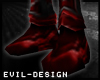 #Evil Ruby Stealth Boots