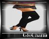 Glo* BlackKnitLeggins