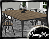 Texan Dining Table