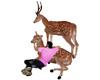 IJ A Pair of Deers