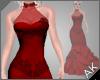 ~AK~ Elegant Gown: Red