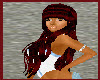 ~S~Red flex hair