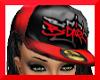 !S!BGIRL $ CAP REDBLK