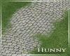 H. Curved Brick Pathway