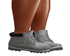 A4 Hiking Boots Grey