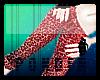 [P] +WILD PANTS+ red