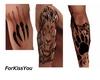 Lion Arms Tattoos