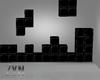 _Silver/Black CubeRoom