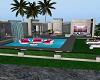 Beach Villa VIP Deco