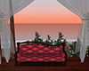 romatic wedding sofa