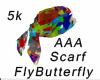 ST FlyButterfly Scarf 5k