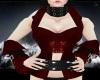Blood Red Goth Jacket