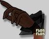 f. Tulle Gloves B