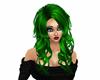 Real Hair (Green)
