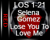  R Lose You To Love Me