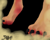 Male anthro feet