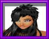 (sm)blacksilver emo hair