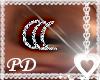 DIAMOND 3PC NOSE RING