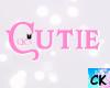 CK*Cutie Headsign
