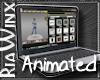Laptop Animated & Sound