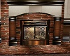 Secluded Fireplace Inser